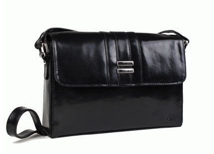 Nytt i webbshoppen - Klassisk handväska i skinn