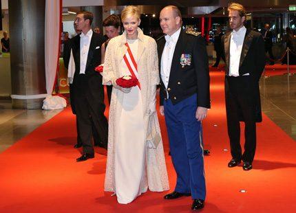 3500 gäster inbjudna till bröllopet i Monaco