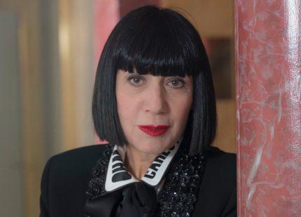 Johanna Lejon mötte underklädesdesigner