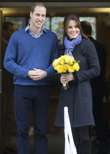 Prins William på
