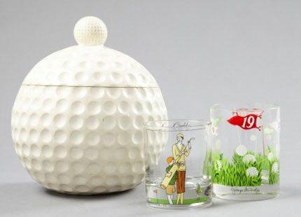 Prins Bertils iskalla golfboll