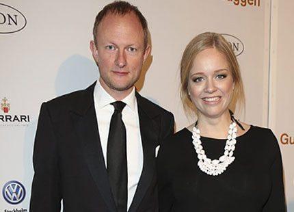 Ebba von Sydow har fått en son