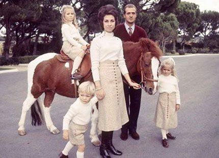 Kungliga barnbloggen om en kungafamilj med stil...