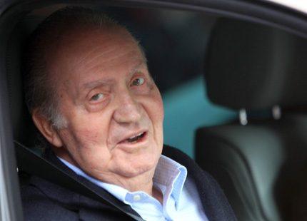 Kung Juan Carlos har lämnat sjukhuset