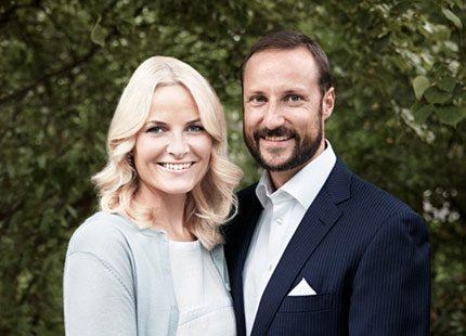 Haakon och Mette-Marit reser till USA i maj