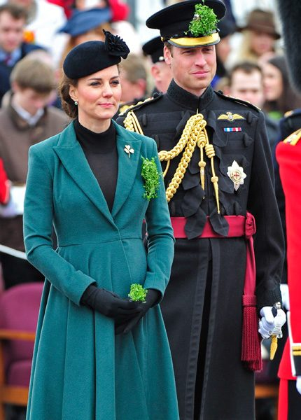 Kate Middleton har åkt på semester - utan prinsen