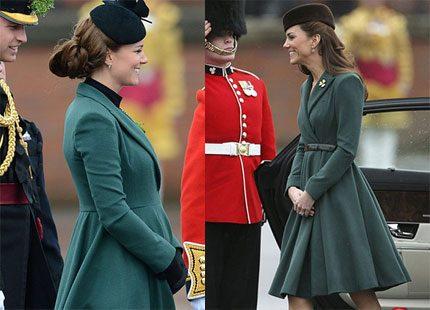 Kate före och efter