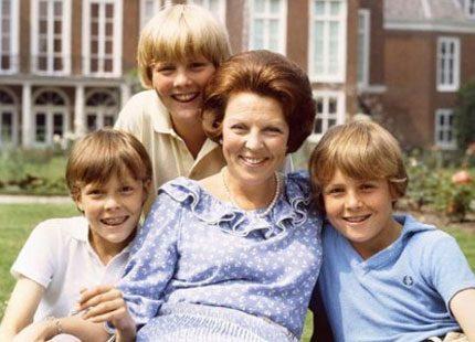 Fler retro-bilder på Kungliga barnbloggen