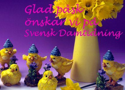 Vi önskar er alla en härlig påsk!