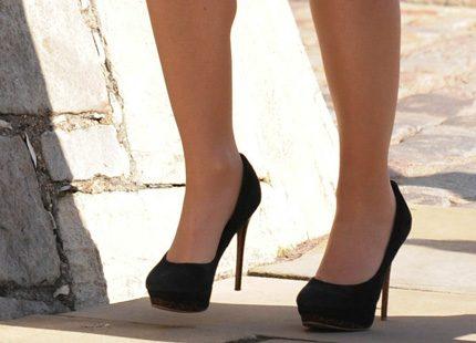 Kungliga skor och väskor på Johannas Kungliga modeblogg