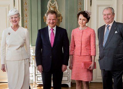 Isländska askmoln skapar jätteproblem för 70-årsfirande Margrethe