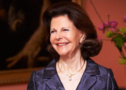 Snart reser drottning Silvia till Kuwait