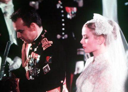 Är Grace Kellys bröllopsklänning idealet för Madeleine?