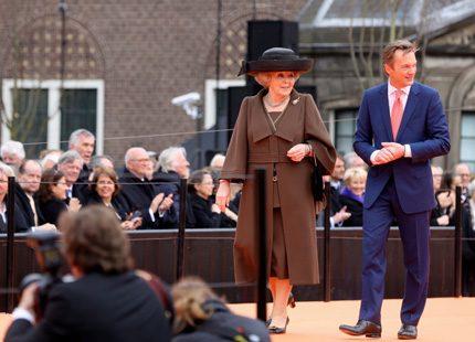 Drottning Beatrix nyinvigde museum