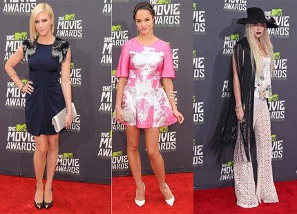 Vimmel från MTV movie awards