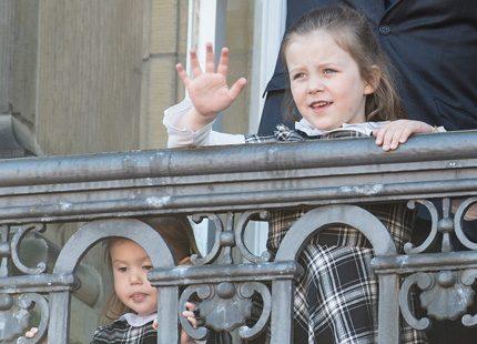 Grattis prinsessan Isabella som fyller år idag