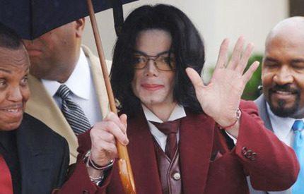 Michael Jacksons liv i bilder
