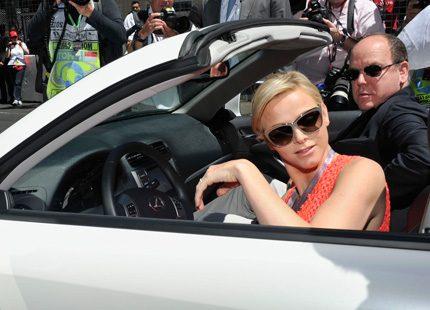 Full uppslutning under Formel 1-loppet i Monaco