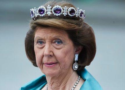 Prinsessan Désirée firar 75 år