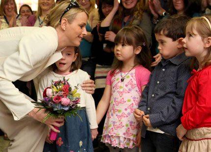 Prinsessorna som gärna vill bilda familj
