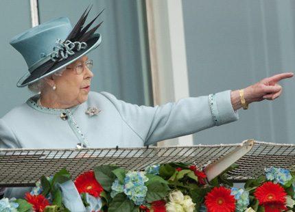 Drottning Elizabeths hemlighet avslöjad