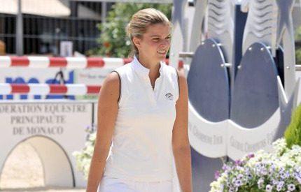 Athina Onassis satsar allt på sina hästar