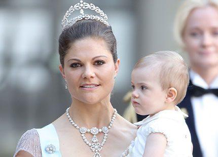 Madeleines kungliga gäster - finaste bilderna