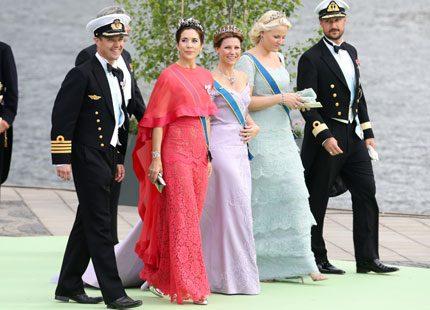 9855d1a8ab76 Märtha Louise klänningsmysterium avslöjat… | Svensk Damtidning