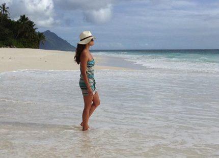 Kungliga modebloggen om Madeleines solklänning