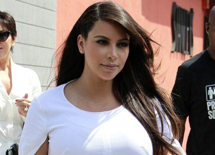 Kim Kardashian har blivit mamma