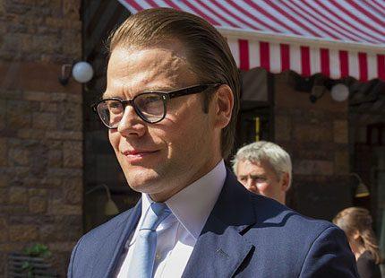 Prins Daniel delade ut Hjärt-Lungfondens stora forskningsanslag