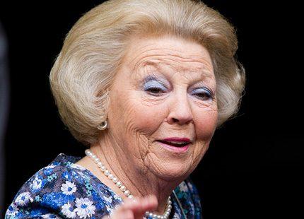 Beatrix öppnade ny utställning i Amsterdam