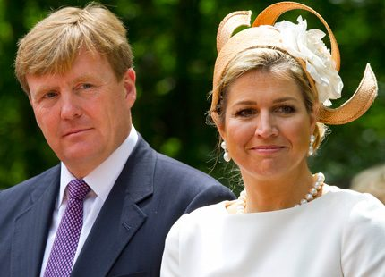 Willem-Alexander och Máxima mindes slaveriet