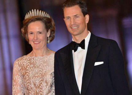 Alois och Sophie av Liechtenstein firar 20 år av kärlek