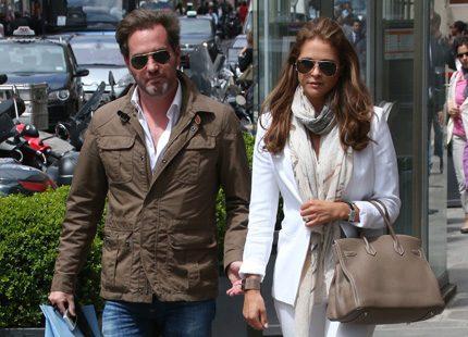 Madeleine och Chris fortfarande kvar i Paris