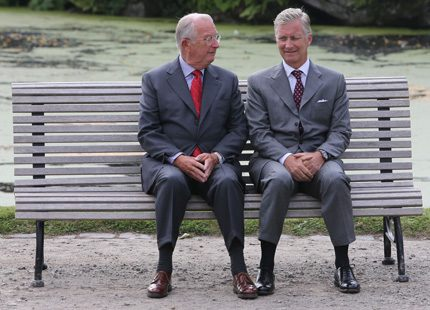Så här går det till när Philippe blir ny kung i Belgien