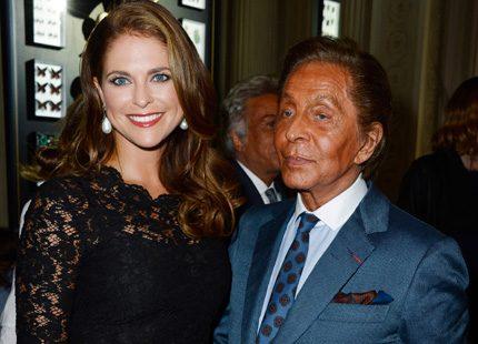 Kungliga modebloggen om Madeleines spetsklänning