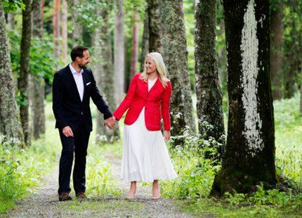Norska hovet: Så här kommer kronprinsparet att firas