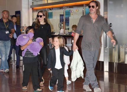 Angelina Jolie och Brad Pitt har inte gift sig än