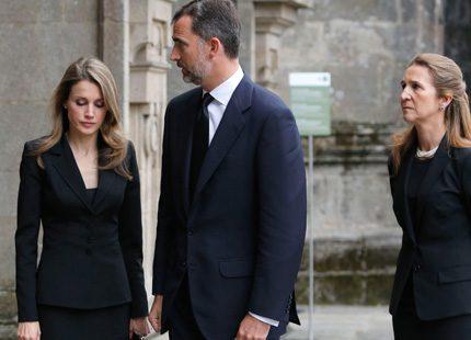 Begravningsmässa i Spanien för offren i Santiago de Compostela