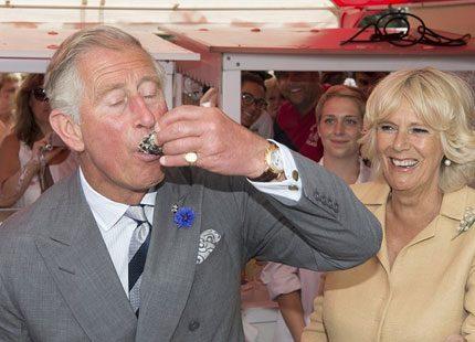 Farfar Charles avslöjade lillprinsens smeknamn