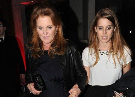Fergie inbjuden till drottningen - ska prinsessan Beatrice gifta sig?