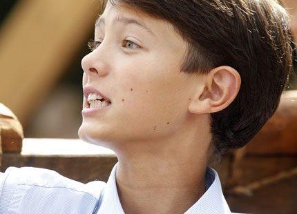 Bildspel: Hela kungafamiljen firade prins Nikolais 11-årsdag
