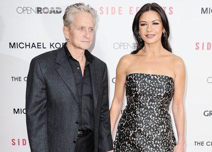 Michael Douglas och Catherine Zeta Jones separerar