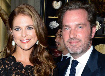 På lördag får vi se både Chris och Madeleine i Stockholm