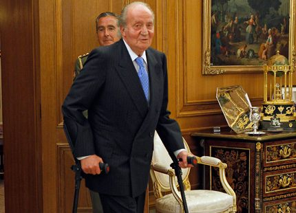 Kung Juan Carlos tvingas till ny operation