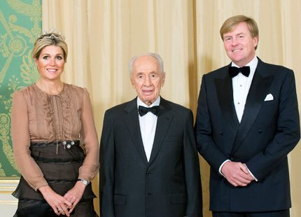 Máxima och Willem-Alexander presenterade Het Droomboek