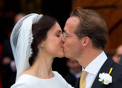 Bildextra från helgens holländska prinsbröllop