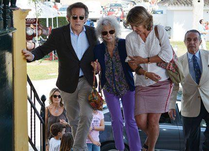 87 år ingen ålder för Spaniens rikaste aristokrat