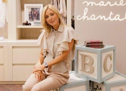 Marie-Chantal berättar om sina resor i ny intervju
